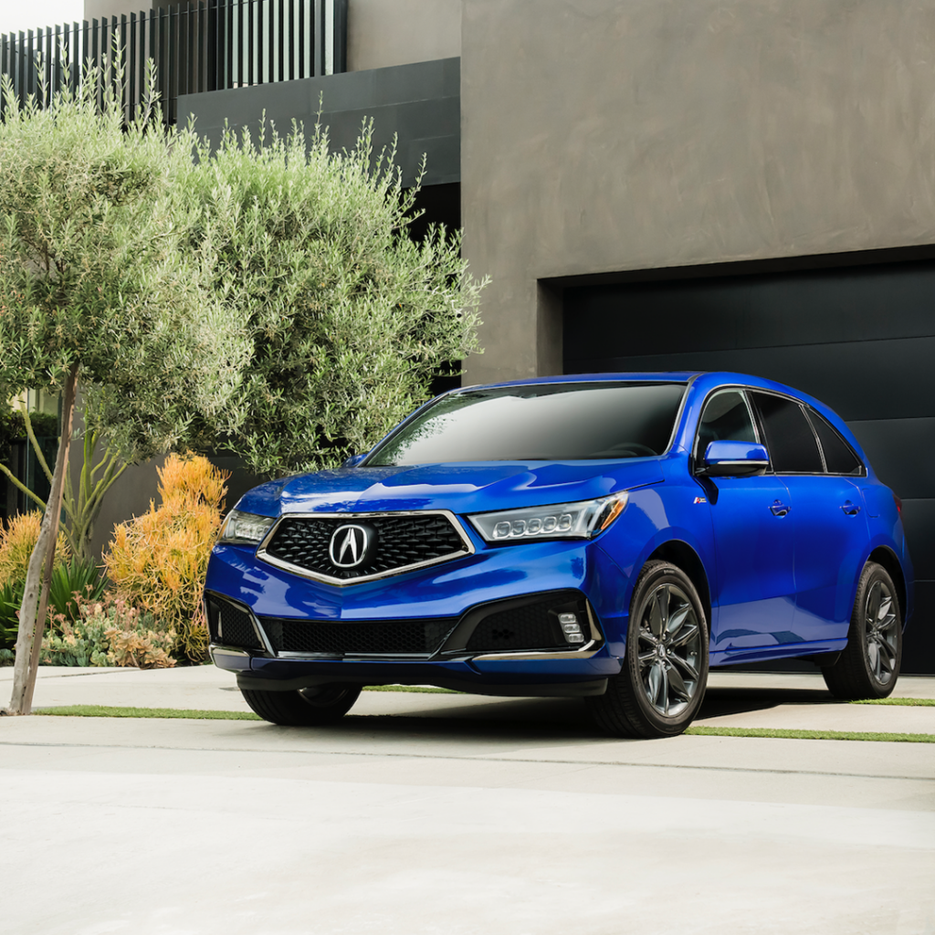 2020 Acura MDX: Luxurious, Spacious, & Powerful