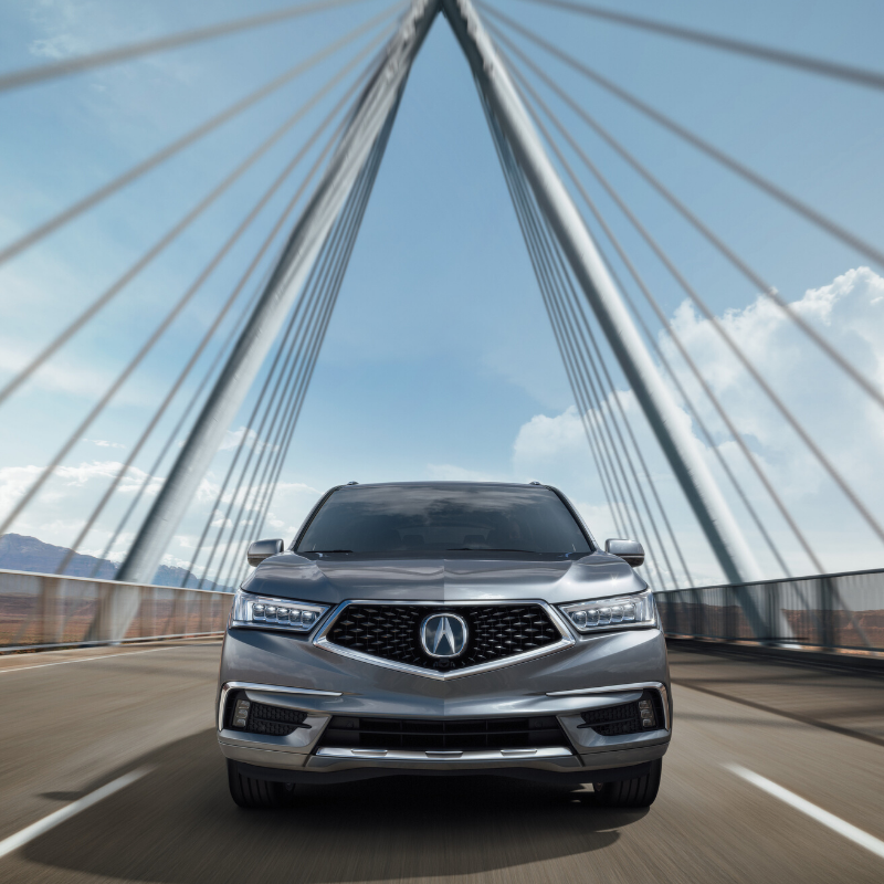 Test Drive The New 2020 Acura MDX