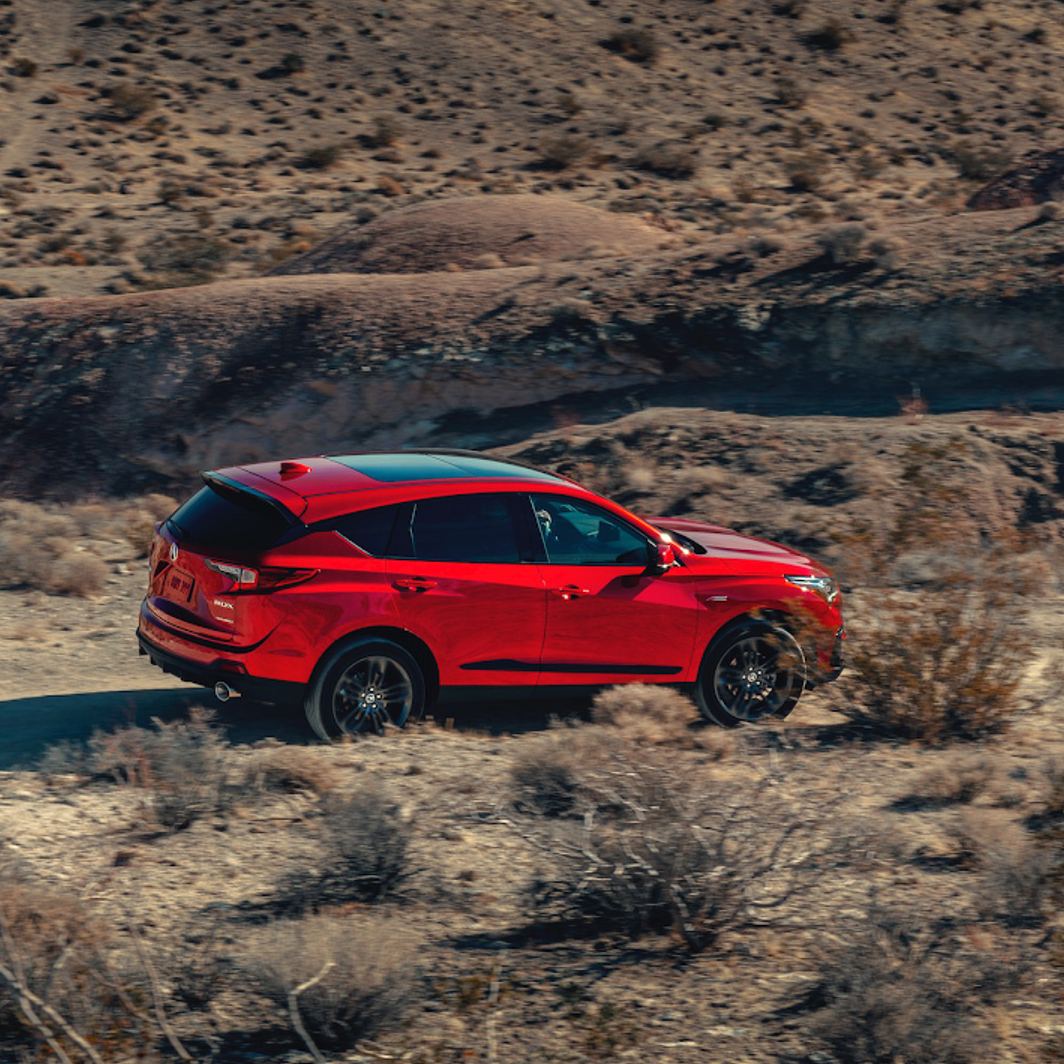 The 2020 Acura RDX Is The Perfect Road Trip Car, Packed